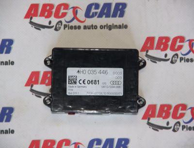 Amplificator telefon Audi A4 B8 8K 2008-2015 4H0035446