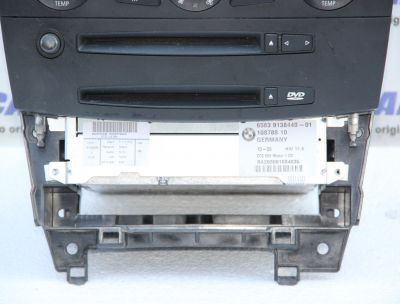 Unitate multimedia BMW Seria 5 E60/E61 2005-2010 10878810