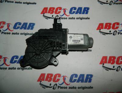 Motoras macara usa dreapta fata Skoda Fabia 2 (5J) 2007-2014 Cod: 6Q2959801F