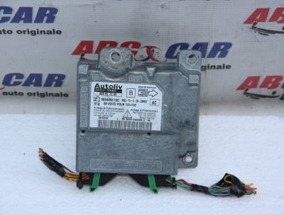 Calculator airbag Citroen C4 2004-2010 9654491180