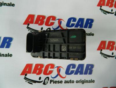 Actuator turbosuflanta Audi A6 4F C6 2004-2011 6NW009550