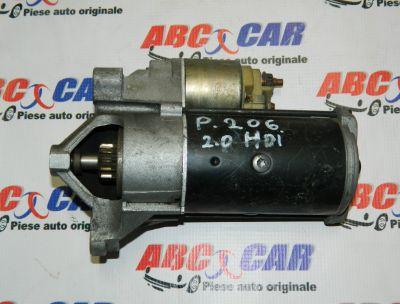 Electromotor Peugeot 206 1999-2010 2.0 HDI