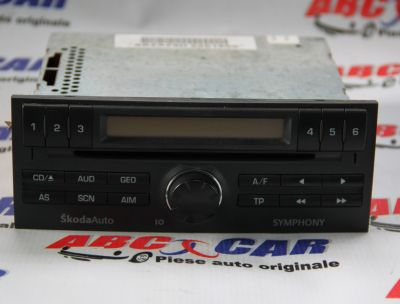 Radio CD Skoda Octavia 1 (1U2) 1996-2010 6Y0035156D