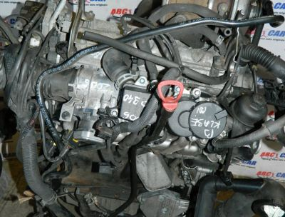 Racitor gaze Mercedes A-class W169 2004-2011 2.0 CDI A6401400575