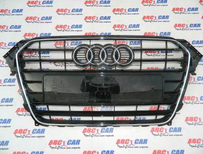 Grila centrala Audi A4 B8 8K 2008-2015 facelift 8K0853651F