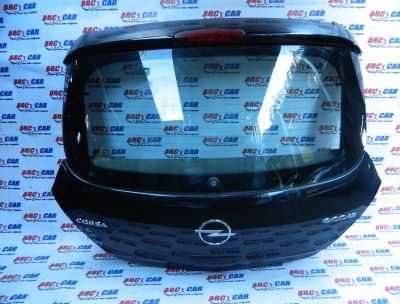 Haion cu luneta complet Opel Corsa D Coupe 2006-2014