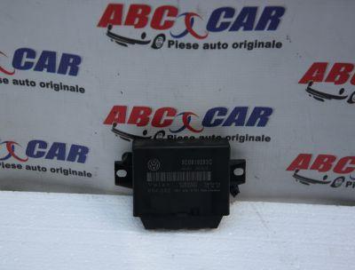 Modul senzori parcare VW Passat B62005-20103C0919283C