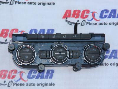 Panou comenzi clima VW Passat B8 2015-prezent 5G0907044AG