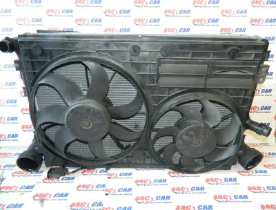 Ventilator racire VW Passat B6 2.0 TDI COD: 1K0121207BC