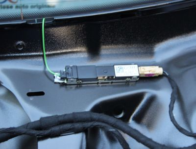 Amplificator antena Audi A6 4G C7 2011-2016 4G9035225A