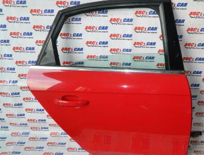 Geam mobil usa dreapta spate Audi A4 B8 8K 2008-2015 limuzina