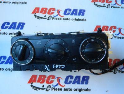 Panou comanda clima Mercedes A-Class W169 2004-2011 A1699000900