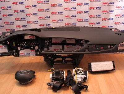 Kit plansa bord Audi A6 4G C7 2011-2015 model cu Head Up Display