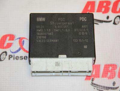 Modul control senzori parcare BMW X3 F25 2011-In prezent 6805061