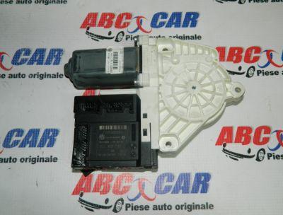 Motoras macara usa stanga fata VW Passat B6 2005-2010 Cod: 1K0959793L