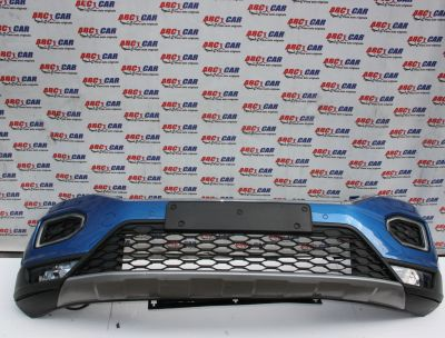 Bara fata model cu 4 senzori de parcare / proiectoare  VW T-Roc (A11) 2017-prezent