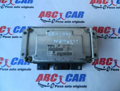 Calculator motor Citroen Berlingo 1 1997-2007 1.6 Benzina 9638783680