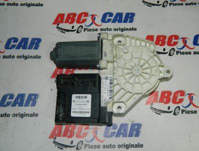 Motoras macara usa stanga fata VW Scirocco 2008-2012 Cod: 1K0959793R