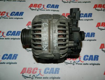 Alternator Citroen C4 1 2004-2010 1.6 HDI 14V 150 Amperi Cod: 9646321880