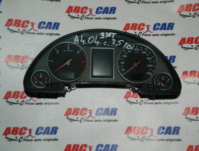 Ceas de bord Audi A4 B6 8E 2000-2005 2.5 TDI 8E0920930T
