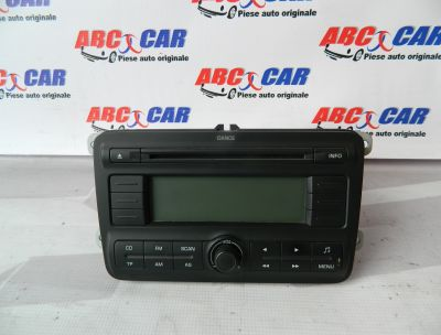 CD Player Skoda Fabia 2 (5J) 2007-2014  5J0035161A