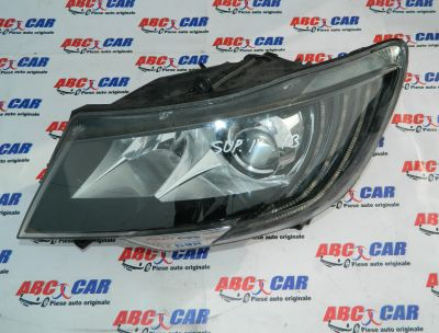Far stanga Bi-xenon led Skoda Superb 2 (3T4) facelift 2008-2015 3T1941015A