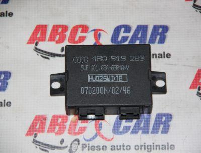 Modul senzori parcare Audi A6 4B C5 1997-2004 4B0919283
