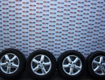 Set jante aliaj cu anvelope de vara 235/65 R17 Hyundai Santa Fe 2007-2012 52910-2B170