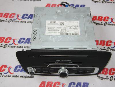 Unitate MMI Audi Q3 8U 2011-In prezent8U1035193D