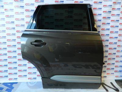 Geam usa dreapta spate Audi Q7 4L 2005-2015