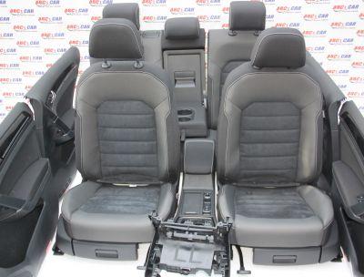 Interior textil si alcantara VW Golf 7 hatchback 2014-2020