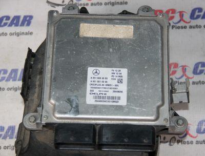 Calculator motor Mercedes C-Class W205 2014-2021 2.2 CDIA6519004500