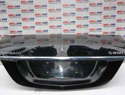 Capota spate Mercedes-Maybach S-Class X222 2015-2017
