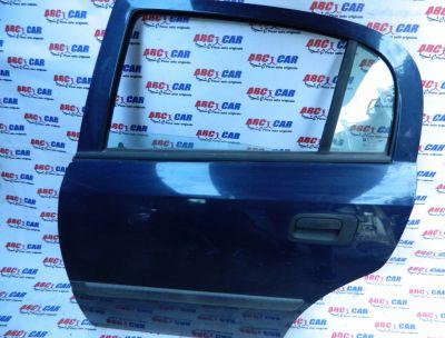 Geam mobil usa stanga spate Opel Astra G 1999-2005 hatchback
