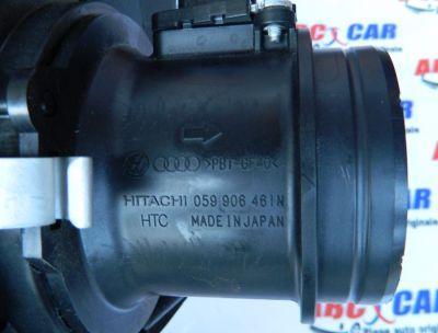 Debitmetru de aer Audi Q5 8R 2008-2016 3.0 TDI 059906461N