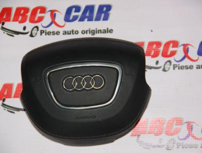 Airbag volan din piele Audi A6 4G C7 2011-2016