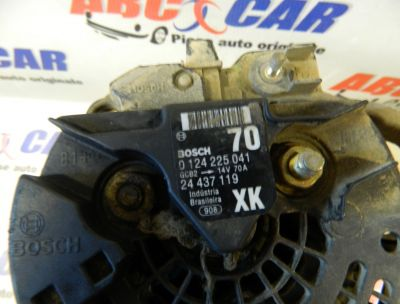 Alternator BOSCH Opel Combo 1.4 B 70Amp  24437119