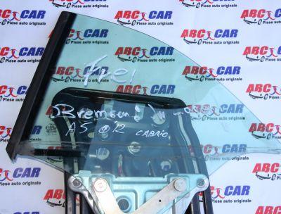 Geam stanga spate Audi A5 8T 2008-2015 Cabrio