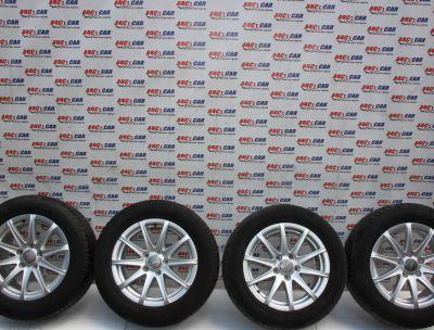 Set jante aliaj R16 Audi TT 8J 2006-20148J0601025F