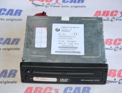 Unitate (DVD) navigatie BMW X3 E83 2003-2010 65909176686-01