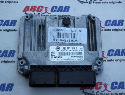 Calculator motor VW Passat CC 2008-2016 2.0 TSI 06J907309B