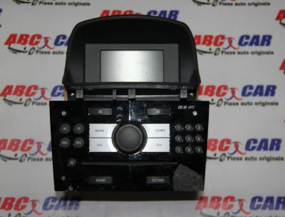 CD-Player + Display bord Opel Corsa D 2006-2014 13275279
