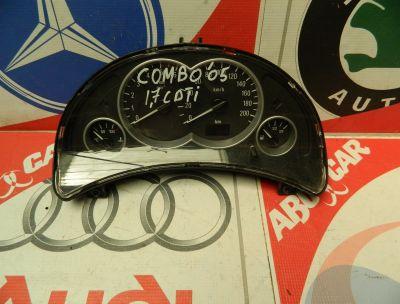Ceasuri de bord Opel Combo C 2001-2011 1.7 CDTI 93179416