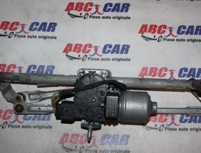 Ansamblu stergatoare cu motoras VW Polo 6R 2008-2014 6R1955119A,6R1955023C
