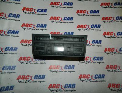 Panou comanda clima Audi A4 B6 8E 2000-2005 Cod: 4D0820043Q