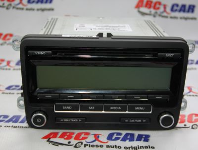 Radio CD VW Golf 5 2005-2009 5N0035164