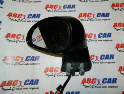 Oglinda stanga electrica cu semnalizare Citroen C4 1 2004-2010