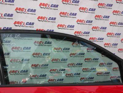 Geam mobilusa dreapta Seat Ibiza 6J5 coupe 2008-2017