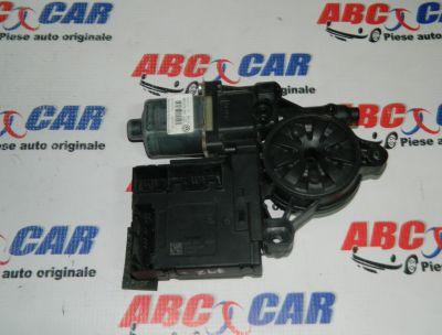Motoras macara usa stanga fata VW Passat B7 2010-2014 Cod: 3C0959793C
