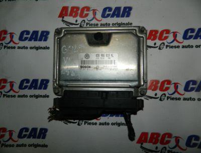Calculator motor VW Golf 6 2009-2013 1.9 TDI 038906019NL